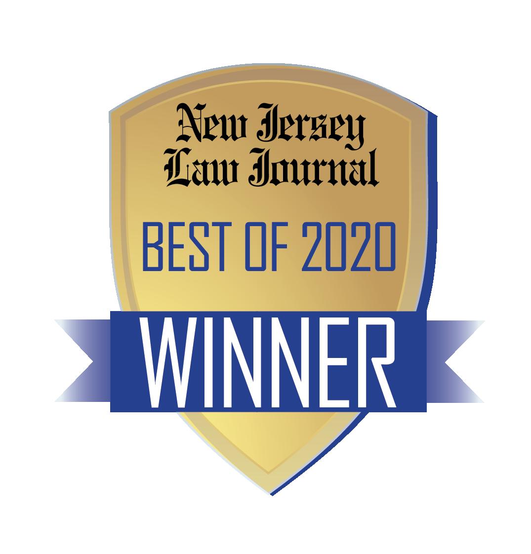 NJLJ Best Of Winner Logo