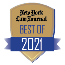 NYLJ Best Of Logo