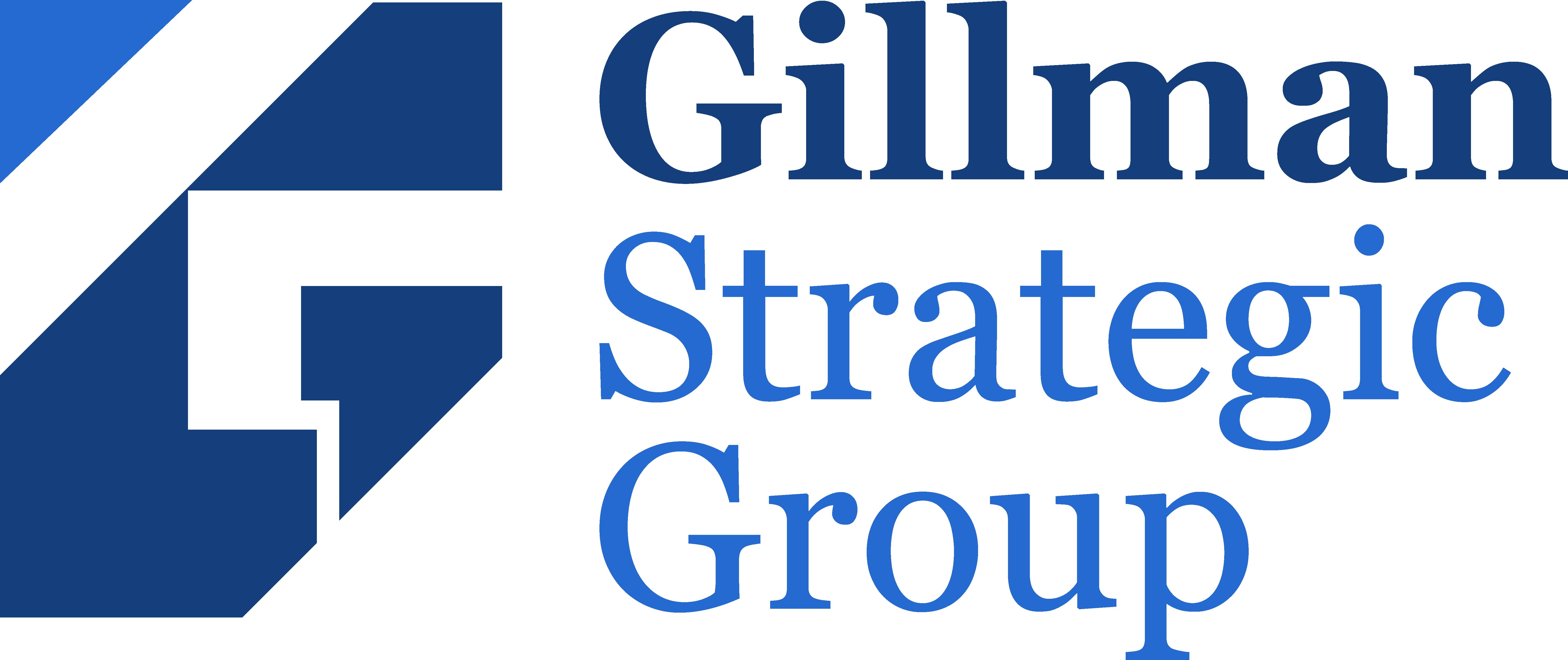 GILLMAN STRATEGIC logo