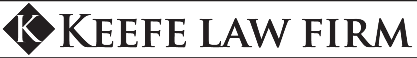 KEEFE LAW FIRM logo